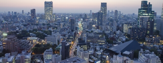 東京都心のイメージ画像