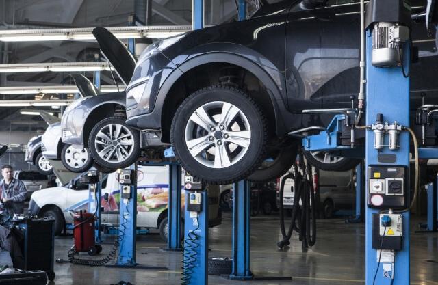 自動車整備工場の集客方法を紹介!集客成功のカギはWebエリアマーケティング
