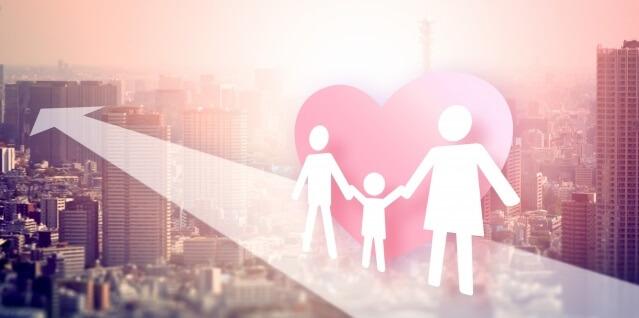 家族向けのWeb集客イメージ