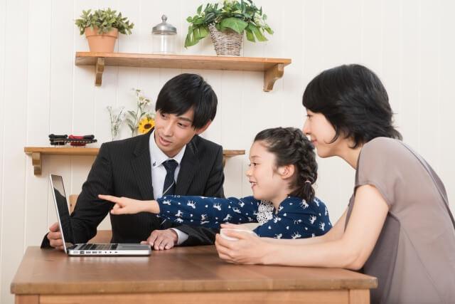 家庭教師の指導イメージ