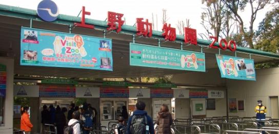 上野動物園イメージ