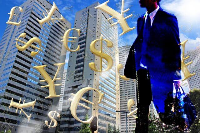 金融」オウンドイメージ