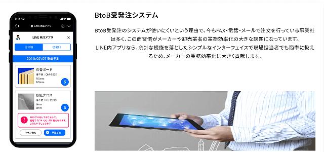 LINEモンキーアプリの特徴