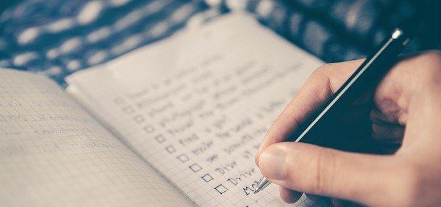 集客力のあるホームページにするためのチェックリスト