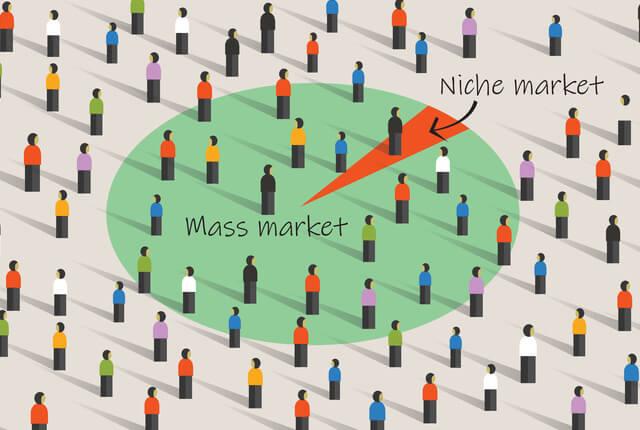 ニッチ戦略とブルーオーシャン戦略の違いについて徹底解説