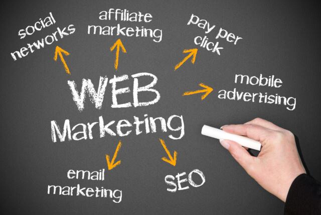 Webマーケティングを駆使して集客を狙う