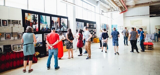 イベント・展示会によるオフライン集客
