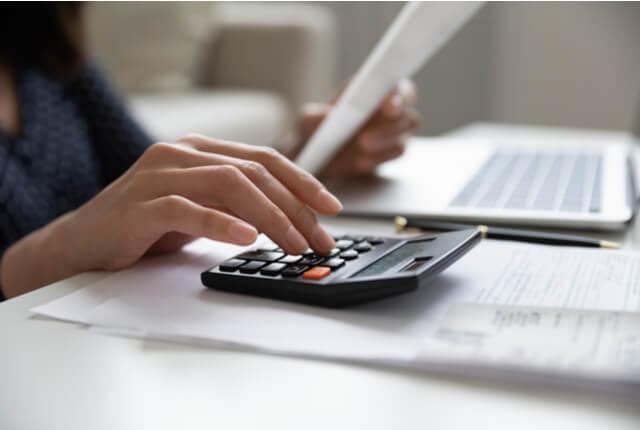 営業利益の計算式