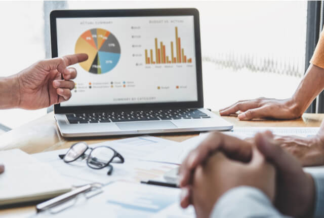 業種別での営業利益の目安と平均