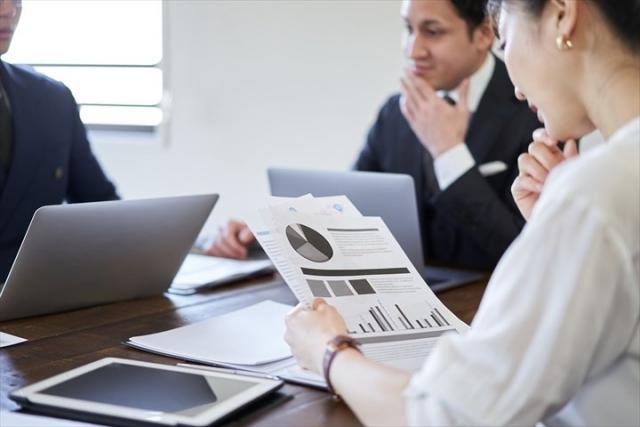 経営会議のイメージ画像