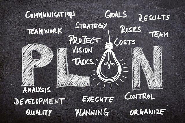 経営戦略やプラン