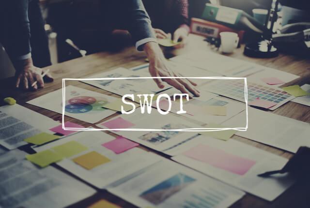 工場におけるSWOT分析の概要と導入するメリット