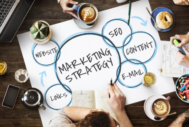 システム開発会社におけるマーケティング戦略