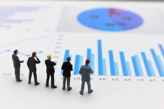 経営分析のイメージ画像