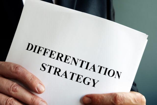 パナソニックの差別化戦略をビジネスの参考に
